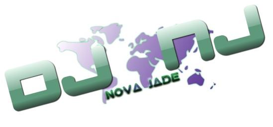 DJ NOVA JADE - LOGO