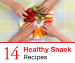 Healthy Snack Recipes Guide