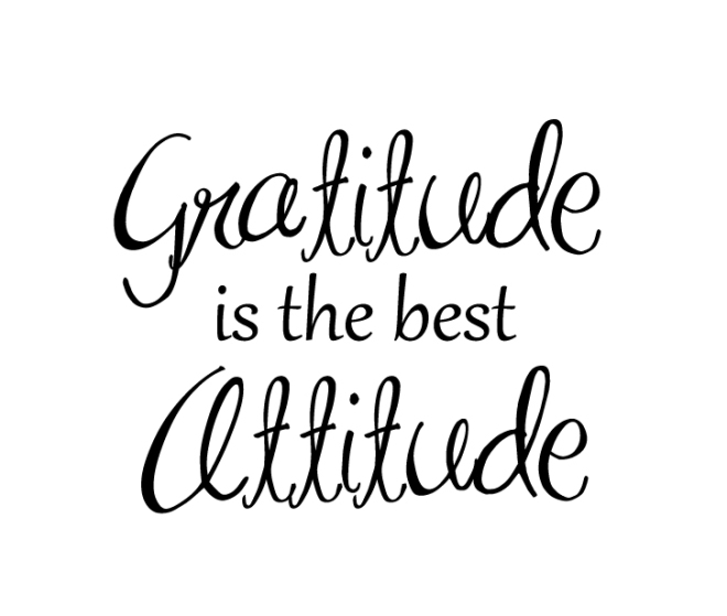 5 reasons #Gratitude is the Best #Attitude ( #inspiration )
