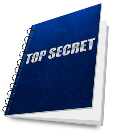 Top Secret 300 Power Headlines