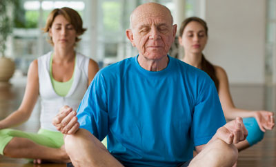 Meditation Reduces Loneliness, Boosts Immune System In Seniors (Huffington Post)