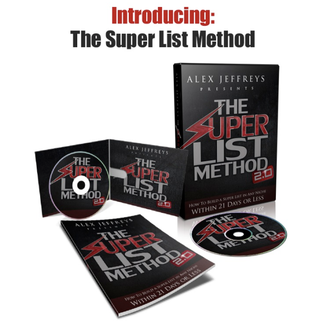 The SuperList Method